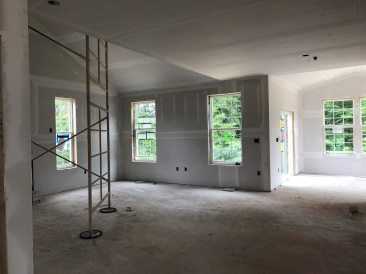 This time, drywall!